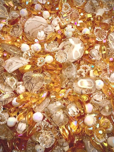 Soft Bead Creamsicle