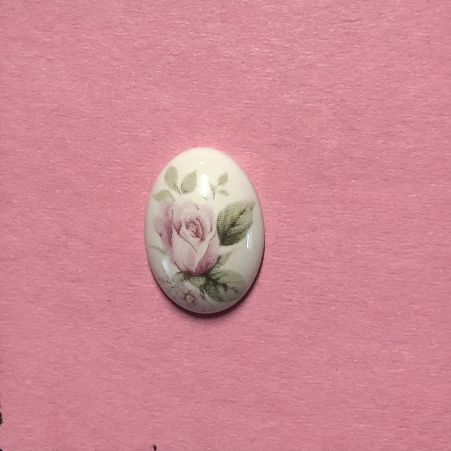 a76ce986b2d vintage pink rose cameos, cameos, cameo, decals, flower decal, porcelain, pale  pink, white base, white, pink, ...