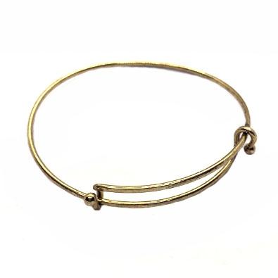 Charm Bracelets Antique Gold 01752