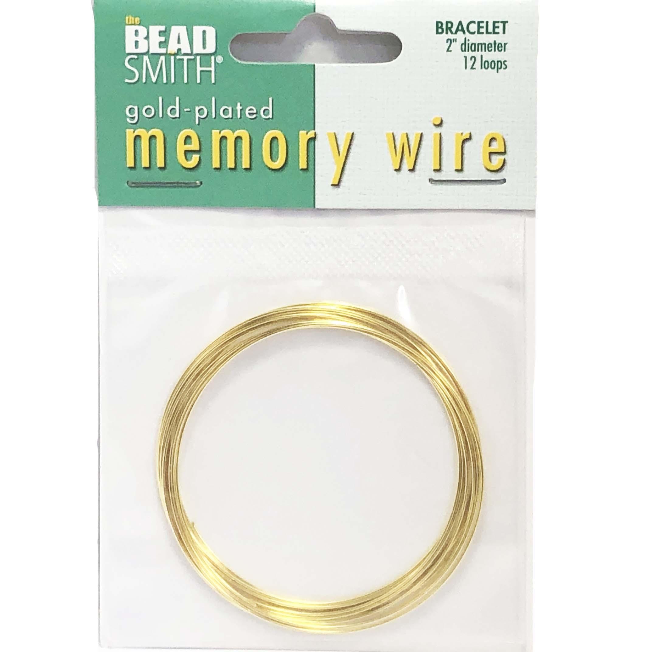 16GA Beadsmith Champagne Gold Color Non Tarnish  Wire 5 Yards